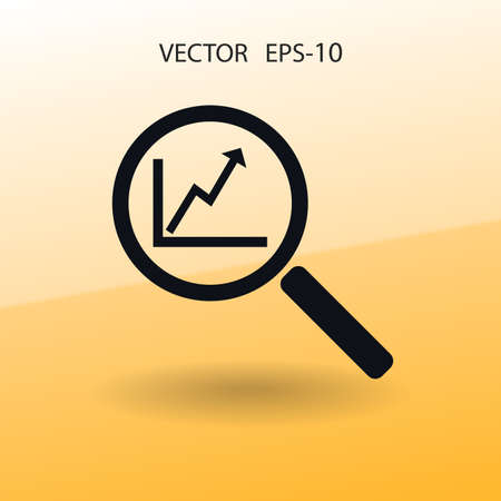 SEO icon. vector illustration
