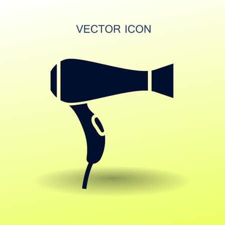 hairdryer icon vector illustration