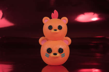duo: Bear Toy