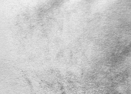 Silberner weißer Samthintergrund oder Velours-Flanell-Textur aus Baumwolle oder Wolle mit weichem, flauschigem samtigem Satinstoff-Stoff-Metallic-Farbmaterial