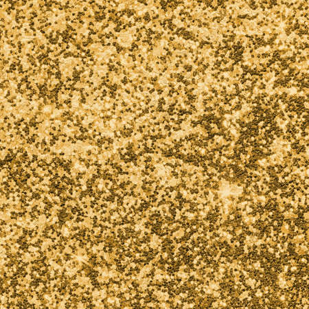 Gold glitter background sparkling shiny wrapping paper texture for Christmas holiday seasonal wallpaper  decoration, greeting and wedding invitation card design element Banco de Imagens