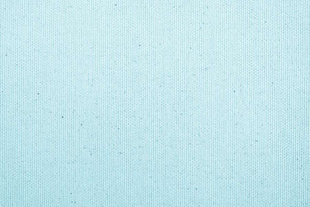 Muslin woven texture background light pale blue mint color