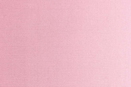 Silk fabric wallpaper texture pattern background in light pale sweet pink color Reklamní fotografie