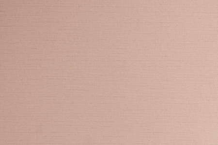 Silk fabric wallpaper texture pattern background in shiny light red brown color tone