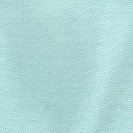 Woven cotton linen fabric textile textured backdrop in pastel light blue green color Stok Fotoğraf