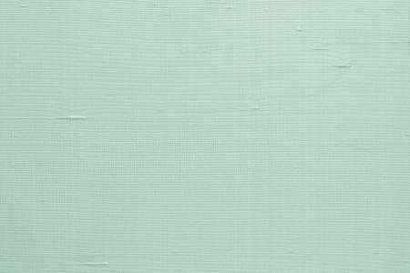 Silk fabric wallpaper texture pattern background in light pale blue mint green teal color