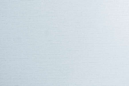 Cotton silk fabric wallpaper texture pattern background in light pastel grey blue
