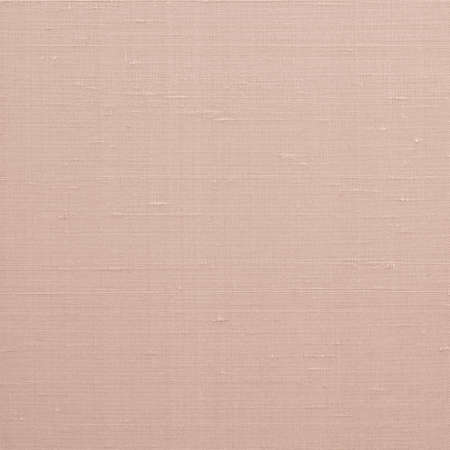 Fine natural cotton silk fabric texture background in light red orange brown color tone