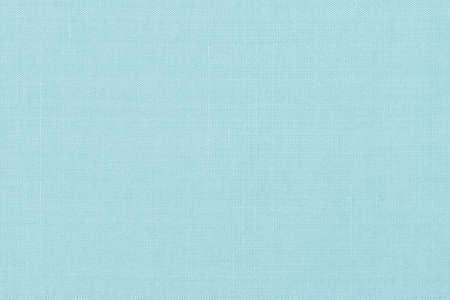 Fondo de patrón de textura de papel tapiz de tela de mezcla de seda de algodón en color menta azul pastel