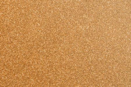 Fond de texture de papier d'emballage brillant de feuille de cuivre pour l'élément de décoration de papier peint