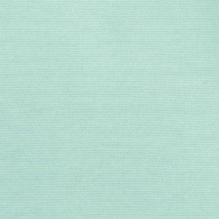 Cotton linen fabric textile woven textured backdrop in pastel light green blue mint color