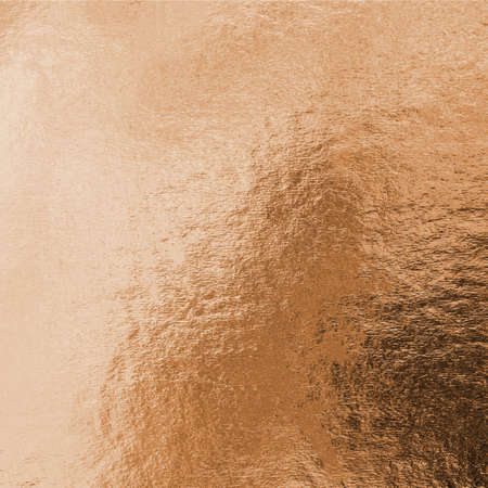 Copper foil shiny wrapping paper texture background for wall paper decoration element 版權商用圖片
