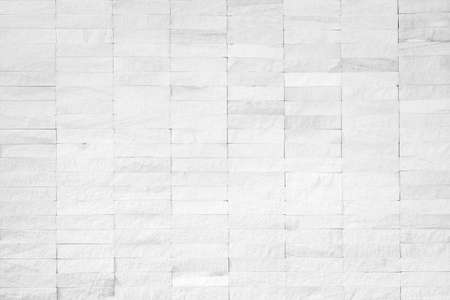 Rock tile wall texture background in white color   版權商用圖片