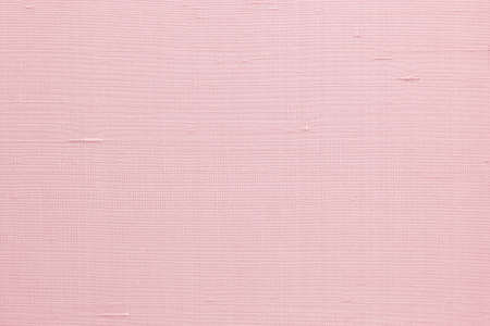 Silk fabric wallpaper texture pattern background in light pale sweet pink rose color