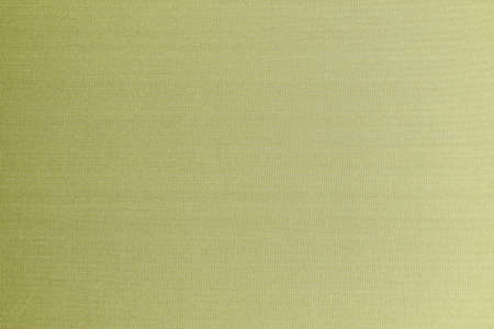 Cotton silk fabric wallpaper texture pattern background in light pastel nature green lime color tone