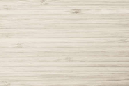 Bamboo wood texture background in cream tan sepia brown