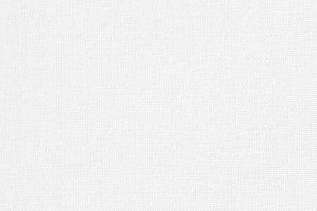 White canvas burlap natural fabric pattern background for arts painting
