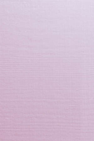 Silk cotton linen blended fabrics textile textured background in light sweet purple pink