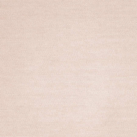 Woven cotton linen fabrics textile textured background in light cream beige sepia color