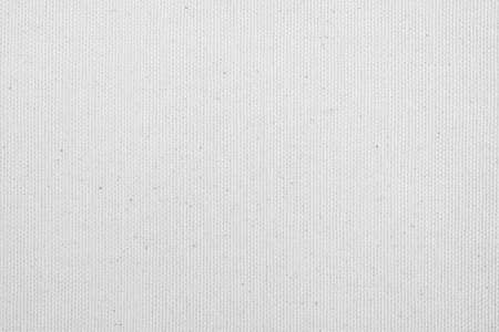 Muslin fabric woven texture pattern background in light white color