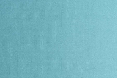 Silk fabric wallpaper texture pattern background in light pale blue green teal color