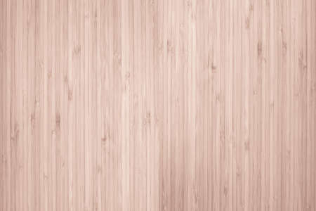 Bamboo natural wood texture pattern background in light red cream beige brown color  Zdjęcie Seryjne