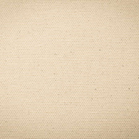 Hessian sackcloth woven texture pattern background in light old cream sepia brown earth tone color
