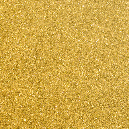 Gold foil leaf shiny wrapping paper texture background for wall paper decoration element Foto de archivo