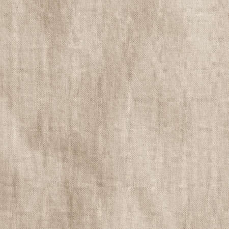 Hessian sackcloth woven fabric texture background in beige cream brown color Reklamní fotografie