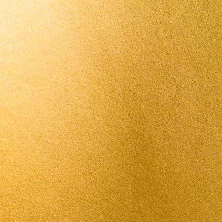 Fond de texture de papier d'emballage brillant feuille feuille d'or pour élément de décoration de papier peint