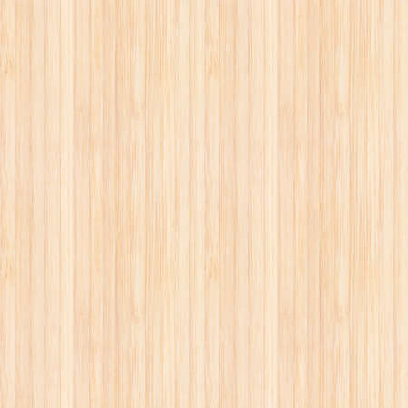 Seamless design bamboo wood texture background in natural light yellow cream beige brown color