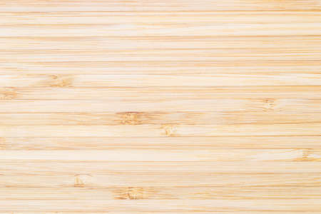 Bamboo wood texture pattern background in creme beige color