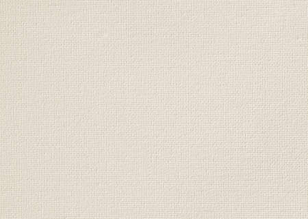 Canvas burlap fabric texture background for arts painting in beige light white sepia cream color