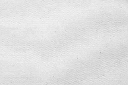 Hessian sackcloth woven texture pattern background in light white Reklamní fotografie