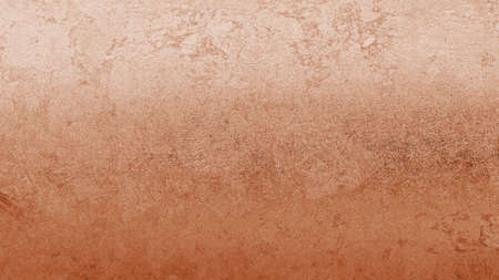 Copper foil shiny wrapping paper texture background for wall paper decoration element Reklamní fotografie