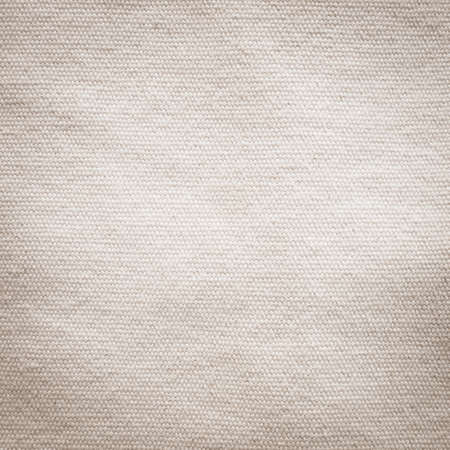 Canvas texture background in aged old white beige sepia color cotton burlap natural fabric cloth for wallpaper and painting design backdrop