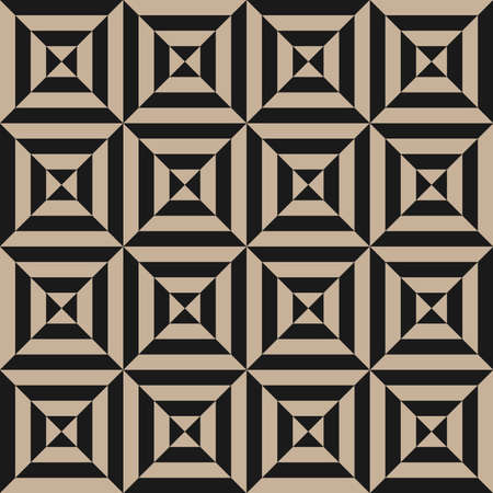 Vector seamless pattern. Geometric element, design template with striped black diagonal inclined lines. Background, texture with op art effect. Technologic tiles for card web tile app cover