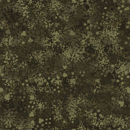 Camouflage pattern background. Modern clothing style masking camo repeat print