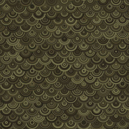 Vector repeating texture print of snake skin seamless pattern