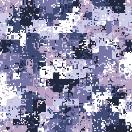 Abstract urban pixel motif geometric brushed texture background 向量圖像