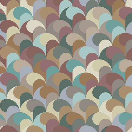 Abstract pastel seamless pattern color spectrum background vector illustration 向量圖像