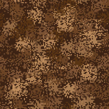 Camouflage pattern background. Classic clothing style masking camo repeat print 版權商用圖片 - 167781441