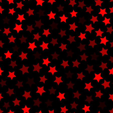 Ruby Halftone Modern Design Backdrop. Dark Red Bright Christmas 向量圖像