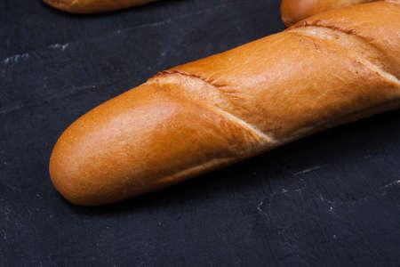 long: long loaf on blackboard