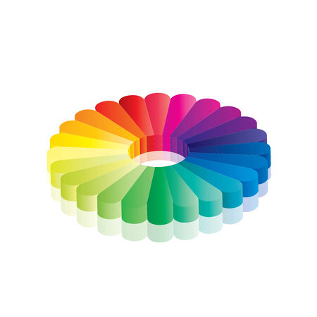 Color guide  Stock Vector - 7138817