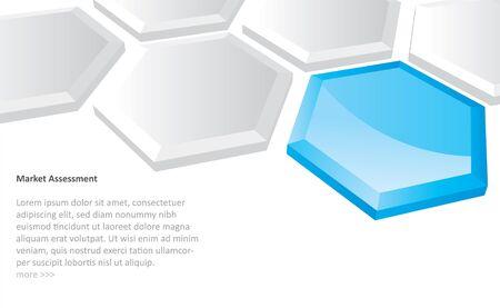 individualit�: Abstract background futuristico in formato modificabile