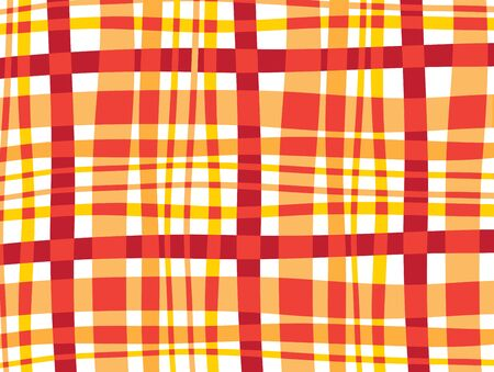 Retro seamless patterns in editable vector format