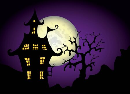 Halloween night Stock Vector - 15763970