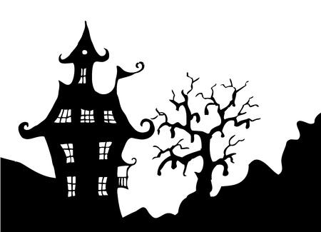 Halloween night illustration Stock Vector - 15967811