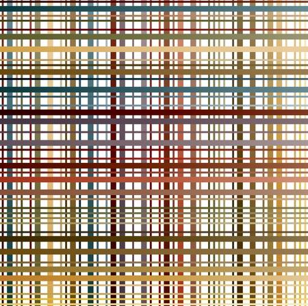 Retro seamless pattern in editable vector format